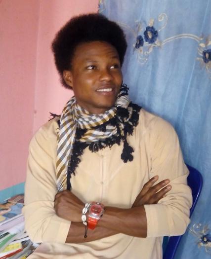 Ehizogie Emmanuel IyeomoanRID